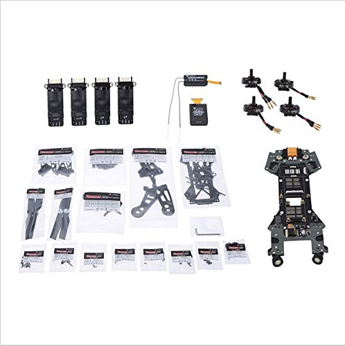 XT-XINTE-Original-Walkera-Runner-250-DIY-Rahmenteile-Kit-BNF-250-Gre-RC-Quadcopter-ohne-OSD-HD-Kamera-Sender