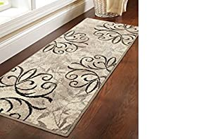 Better homes and gardens iron fleur runner - Better homes and gardens iron fleur area rug ...