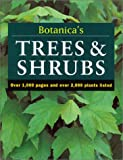 Botanica's Trees & Shrubs: Over 1000 Pages & over 2000 Plants Listed (157145649X) by [???]