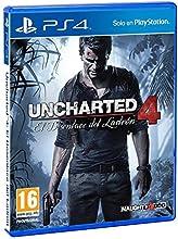 Uncharted 4 : El Desenlace Del Ladrón