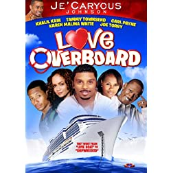 Je'Caryous Johnson's Love Overboard