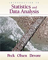 Introduction to Statistics and Data Analysis by Peck