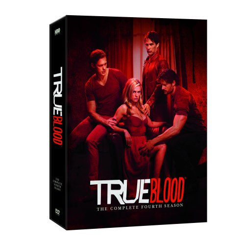 True Blood: The Complete Fourth Season [DVD] [Import]