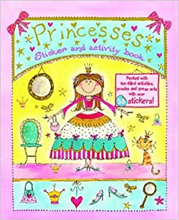 Girls Activity: Princesses (Sticker and Activity Book)