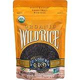 Lundberg Organic Wild Rice, 8 Ounce