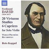 20 Virtuoso Studies - 6 Caprices