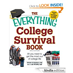 The Everything College Survival Book, 3rd Edition (Everything Series)