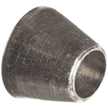 Parker A-Lok 1FF1-316 316 Stainless Steel Compression Tube Fitting, Front Ferrule, Tube OD