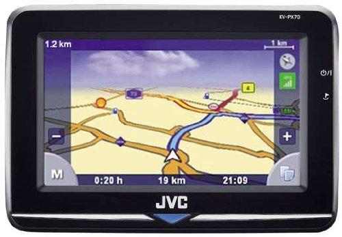JVC KV-PX 70 Auto-Navigationssystem