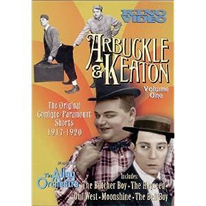 Arbuckle and Keaton, Vol. 1 movie