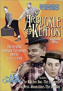 Arbuckle and Keaton, Vol. 1 [Import]