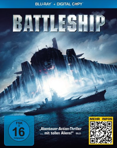 Battleship (Steelbook) [Blu-ray] [Limited Edition]