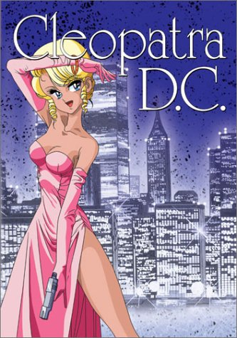 Cover art for  Cleopatra DC