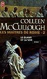 Les maîtres de Rome, Tome 2 : Le glaive et la soie par McCullough