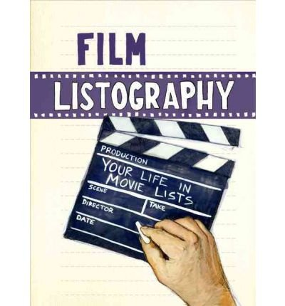 Film Listography by Rainwaters, Matthew ( Author ) ON Apr-01-2012, Paperback