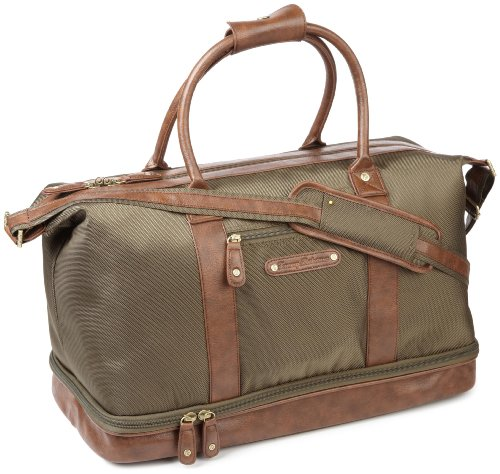 Tommy Bahama Luggage South Island 20 Inch Duffle Bag, Olive, One Size best seller