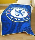 Chelsea FC Fleecedecke 130x180cm Fanartikel
