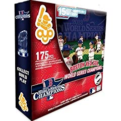 2013 Boston Red Sox World Series Champions Oyo Game Time Field Set + 15 Figures -... by OYO