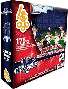 Buy 2013 Boston Red Sox World Series Champions Oyo Game Time Field Set + 15 Figures - LIMITED EDITION by Oyo Sportstoys