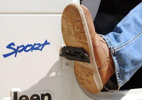 Jeep Foot Pegs Fit Cj, Yj, Tj
