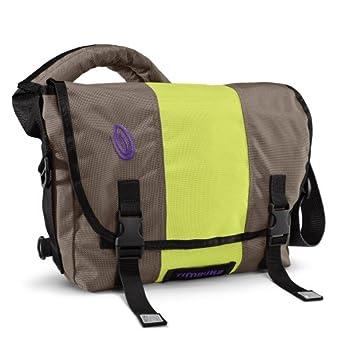 "Timbuk2 Kindle Messenger Bag (Fits 6"" Display, 2nd Generation Kindle) Potrero/Lime-Aide/Potrero"