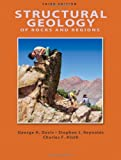 img - for Structural Geology of Rocks and Regions 3rd (third) Edition by Davis, George H., Reynolds, Stephen J., Kluth, Charles F. (2011) book / textbook / text book