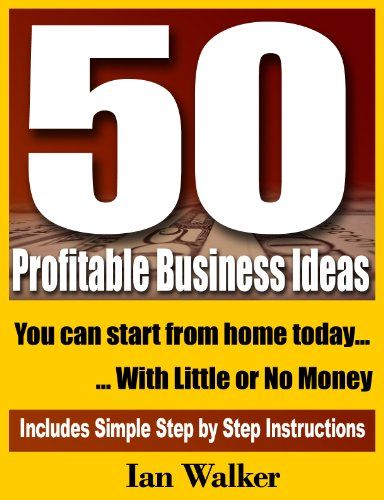 50 Profitable Business Ideas You Can Start Today