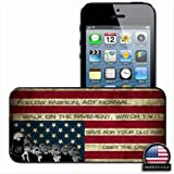 iPhone 5 & 5S Abstract Humor communism USA parody Democracy Barack Obama liberal socialism left Democratic Party of friend Gift Black Case For Women