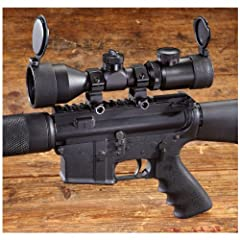 Hammers 3 - 9x42mm AR - 15 Scope Matte Black by Hammers
