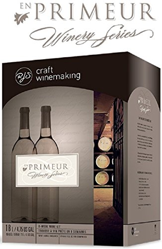 En Primeur Winery Series Cabernet Sauvignon (Australian) Wine Kit w/ Cab Skins By RJS (Violet Extract For Cooking compare prices)