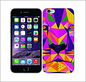 Galaxy Printed 1581 CUBIST POP ART HOPE Hard Cover for Apple iPhone 4
