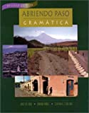 img - for By Jose M. Diaz - Abriendo Paso Gramatica: 1st (first) Edition book / textbook / text book