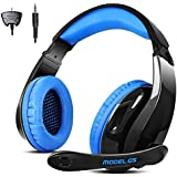 Letton G5 Stereo Gaming Headset With Mic Xbox 360/Ps4/Laptop (Black)