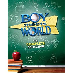 Boy Meets World: Complete Collection