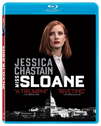 Blu-ray : Miss Sloane (Blu-ray)