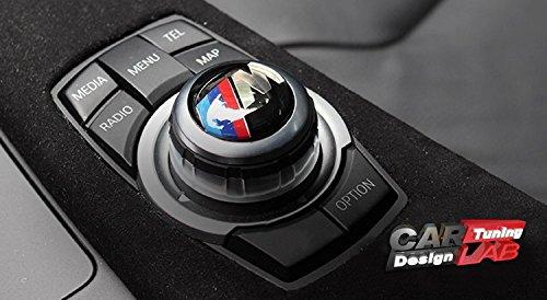 carlab-1-m-idriver-idrive-i-drive-audio-controller-con-stemma-diametro-29-mm-adatto-solo-per-bmw-f10