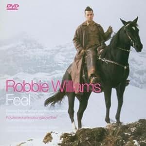 Robbie Williams : Feel [DVD Single]