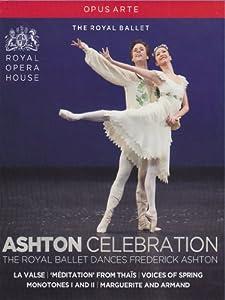 Ashton Celebration - The Royal Ballet Dances [DVD]