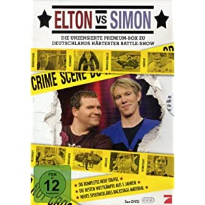 Elton vs. Simon - Die Premium-Box