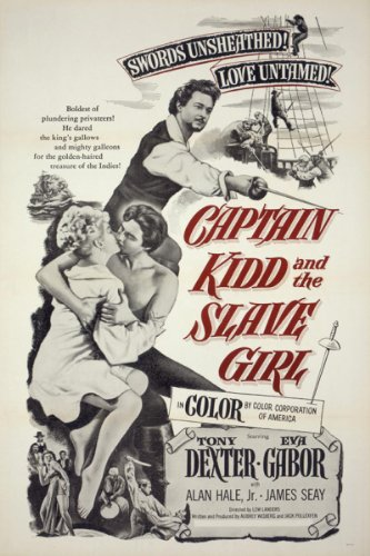 Captain Kidd and The Slave Girl