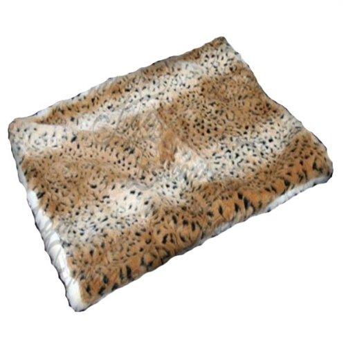 Favorite Pet Products Tiger Dreamz Trundle, 3 Way Bed, Ocelot front-478013