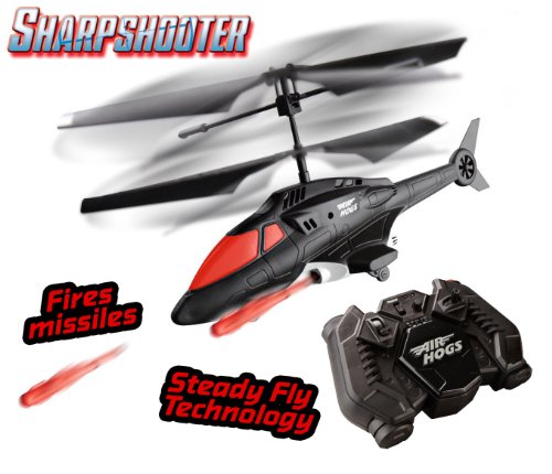 Air Hogs R/C Hélicoptère Sharpshooter (Sharp Shooter Helicopter compare prices)