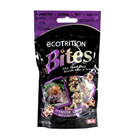 eCOTRITION Bites - Hamster/Gerbil