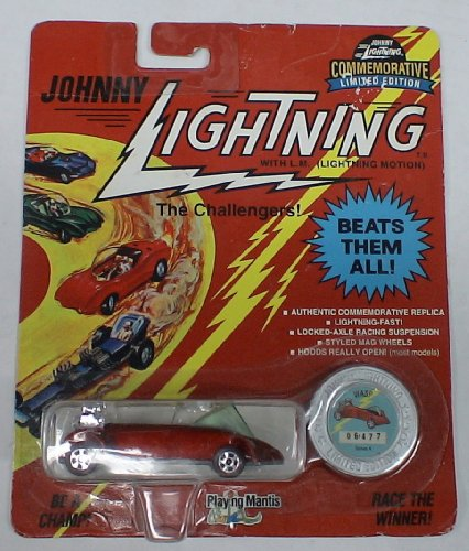 Johnny Lightning the Challengers DIE Cast CAR Wasp - 1