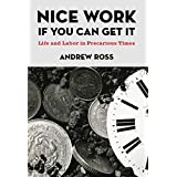 Nice Work If You Can Get It: Life and Labor in Precarious Times (NYU Series in Social and Cultural Analysis) ~ Andrew Ross