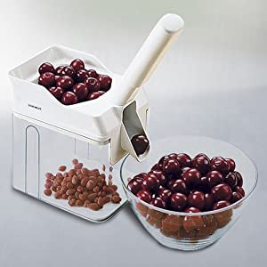 Leifheit Cherrymat Cherry Stoner with Container