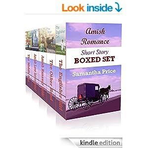 Amish Romance Short Story BOXED SET: Five Amish Romances
