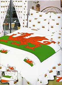 Welsh Dragon Bedding Set