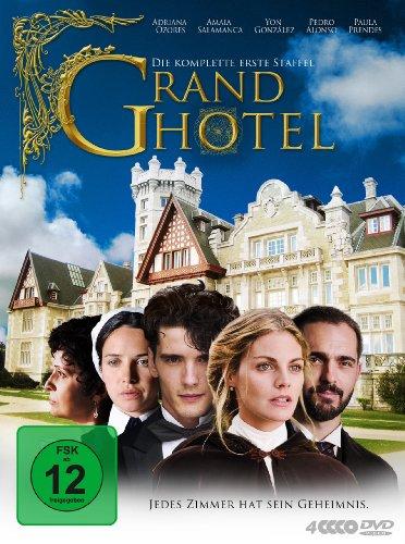 Grand Hotel - Die komplette erste Staffel [4 DVDs] hier kaufen