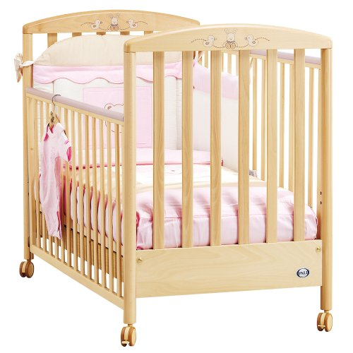 Best Deal Baby Wooden Cot Bed Crib Tommy Pali Naturale ...